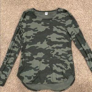 Old Navy cami T-shirt.